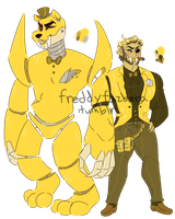 Goldie Designs by dongoverload