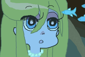 Fav scene redraw:Panty Aquarium Scene by cottoncloudyfilly