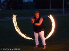 Playing with Fire by JanMurphyPhoto
