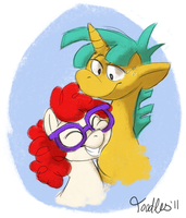 SnailsxTwist by Toodles3702