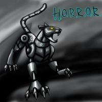 Horror Black Jaguar by BullTerrierKa