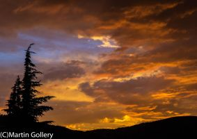 Mt Rose Sunset20140728-53 by MartinGollery