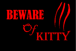 Beware of kitty by XxDemonsSoulSongxX