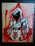 Assassins Creed Fan Art by Train66
