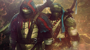 TMNT! by SKetch-GFX