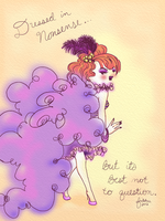 Dress Me In Nonsense by fritchie