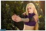 Yamanaka Ino The last cosplay by Rael-chan89