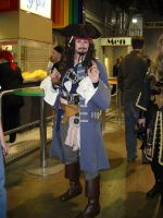 ACen 2010: Jack Sparrow by WinterSnowHana