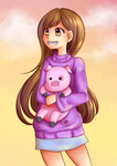 Mabel Pines by kittymochi