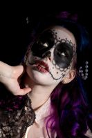Day Of The Dead 9 by MordsithCara
