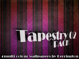 Tapestry 02 Multi Colour by derrington12