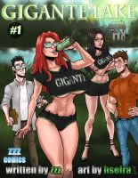 Gigante Lake Cover by zzzcomics