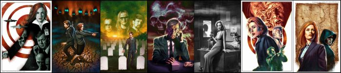 THE X-FILES by Valzonline