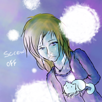Kindly screw off by OhScee