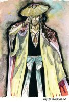 BLEACH: Shunsui Kyoraku by Why2be