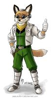 Project SFR : James Fox Sr McCloud by ALA1N-J