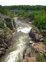 Great Falls of the Potomac 59 by Dracoart-Stock
