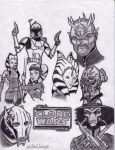 Star wars the clone wars by ninja4354