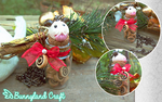 Necklace 'Poro wants his snax' by BunnyLandCraft