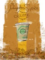The Pumpkin Spice Latte by kyle-culver