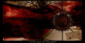 in the light of darkness by black-art