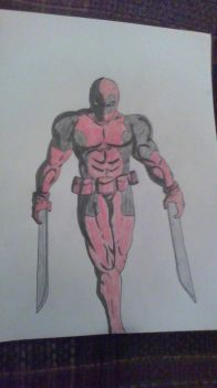 Deadpool by SweetL3w