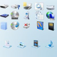 Windows 7 Large Icons by Ratchet-lombris