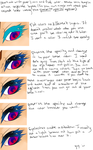 Eyelash Tutorial by Firregani
