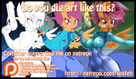 My little Patreon by KnifeH