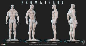 From Prometheus by patokali