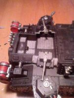Death Korps Of Krieg Stormlord Super Heavy Tank by Usafkid94