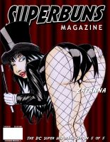 SUPERBUNS Zatanna Cover by ImfamousE