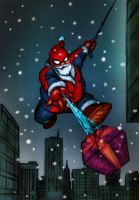 SPIDER CLAUSE by N8MA