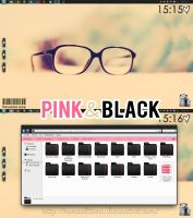 Screenshot ~Pink and Black~ by Nonuu