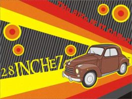 28 INCHeZ OLD CARS by riviztyle