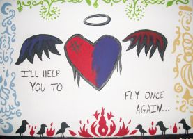 I'll Help You To Fly... by my-bloody-death