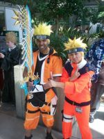 Double Naruto by R-Legend