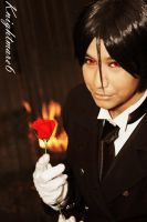His Butler, Captivating. by wisecraxx