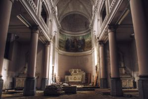Chapelle des Anciens 01 by Bestarns