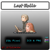 Last Exile v2 by jstsouknw by jstsouknw
