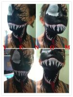 Different Views of Venom by captainsarasparrow