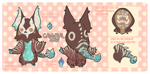 [BEAST14] Cannibal Skin for Mushitora by 11monsters