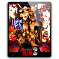 Metal Slug 3 by dylonji