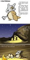 Where Cubone Gets its Skull