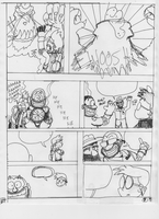CNCGB Issue Zero: Page 7 Rough by CNCGB