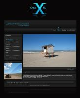 Creative X interface by:SkaaZ by WebMagic