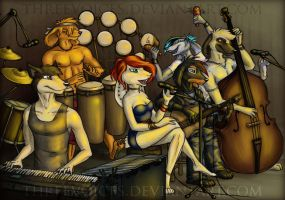 A Small Show by threevoices