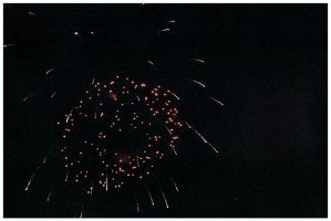 Canada Day Fireworks 2k4 - 2 by aceman67