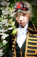 Gintama: Sougo Sadism 2 by LiquidCocaine-Photos