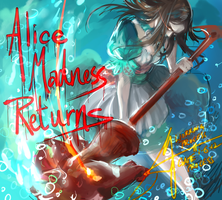 Alice Madness Returns by monkeyyan